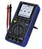 Polimetros digitales de mano y osciloscopios, 40 MS/s, 8 MHz ancho de banda, interfaz USB