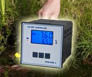 Reguladores de pH para profesionales para la inspección y control