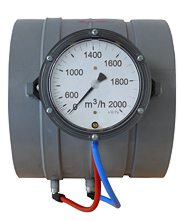 Sensores de caudal para profesionales para la inspección y control