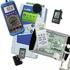 Sistemas de datos de mano alimentados por batería para diferentes magnitudes
