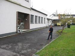 Comprobación de la toma de tierra de un edificio con los telurometros.