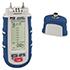 Medidores de humedad de papel PCE-MMK 1 con medición incisiva y no incisiva, materiales de construcción y papel, sondas externas e internas