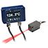 Termómetros infrarrojos PCE-IR 57 miden la temperatura superficial sin contacto, pantalla OLED seleccionable, Modbus, rango de 0 ... 500 ºC