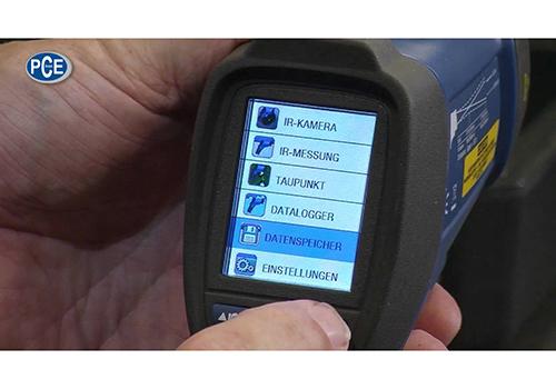 Termómetros con protección ATEX, sensor PRT y memoria