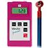 Tester de aire MiniAirJunior para mediciones en instalaciones de calefacción, aire y ventilación
