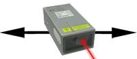 Transductores de distancia para profesionales para la inspección y control