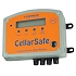 Transductores de gas fijo para medir el contenido de CO2 con alarma y relé para conectar