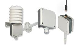 Transductores de humedad para profesionales para la inspección y control