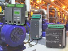 Transductores de potencia para uso industrial