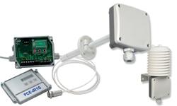Transductores de temperatura para profesionales para la inspección y control