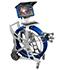 Video-endoscopios PCE-PIC 60 con sonda endoscópica de 60 m, cabezal IP68 con PAN/TILT con Ø 26 mm, tarjeta SD