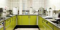 Aquí una imagen de un laboratorio de pruebas
