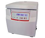 Centrífugas / Centrifugadoras HISTAM PLUS controlada por microprocesador, rotores intercambiables, oscilantes, horizontales y angulares