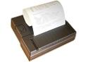 Impresora de la balanza de plataforma.