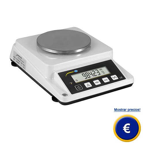 Más información de la balanza de precisión serie PCE-DMS