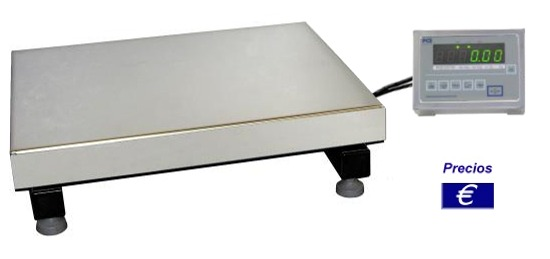 B scula industrial pce pm sst for Bascula cocina profesional