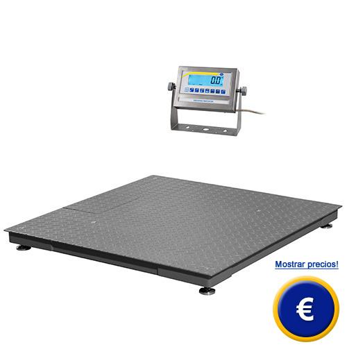 Más información acerca de la báscula de piso PCE-RS 2000