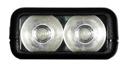 Imagen de los LED del estroboscopio PCE-LES 100