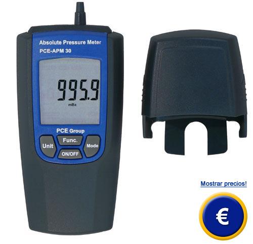 35f6e0101f2ee Medidor de presión absoluta y barométrica PCE-APM 30