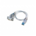 Adaptador USB-RS232 para el medidor de torque PCE-TM 80