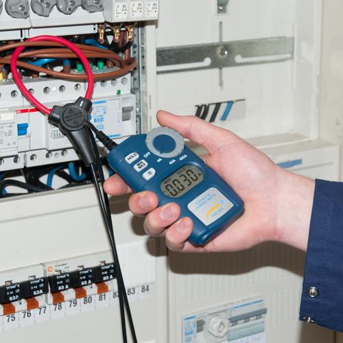 Amperímetro flexible PCE-CM 4