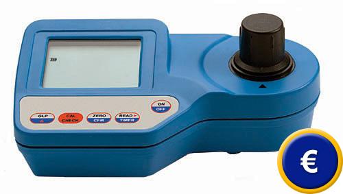 Analizador de ox geno o2 hi 96732 for Analizador de oxigeno
