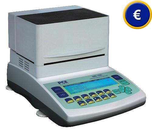 Balanza pce mb 50 para medici n de humedad - Detector de humedad para suelos y paredes ...