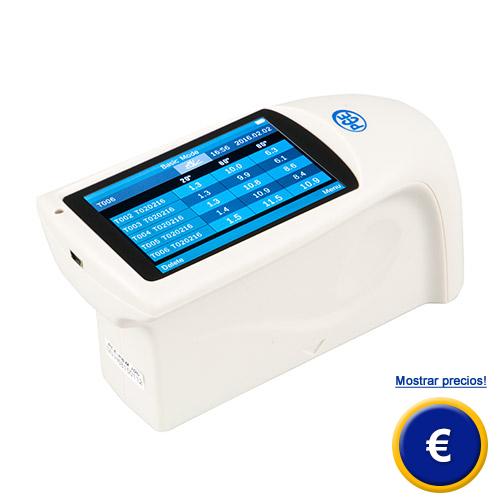Más información sobre el brillometro PCE-IGM 100