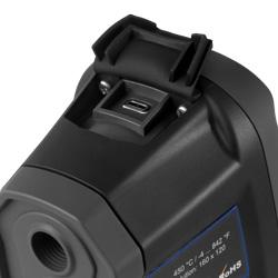 Conexión de la cámara infrarroja