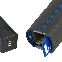 Acumulador de la camara infrarroja PCE-TC 30