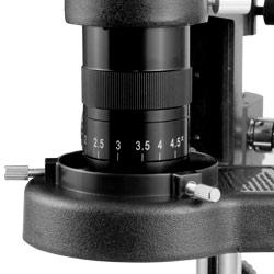 Construcción robusta de la cámara microscópica PCE-VMM 50