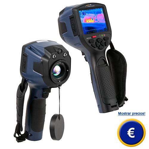 Más información sobre la cámara imagen térmica PCE-TC 34