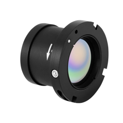 Este es el objetivo gran angular de la cámara PCE-TC 34