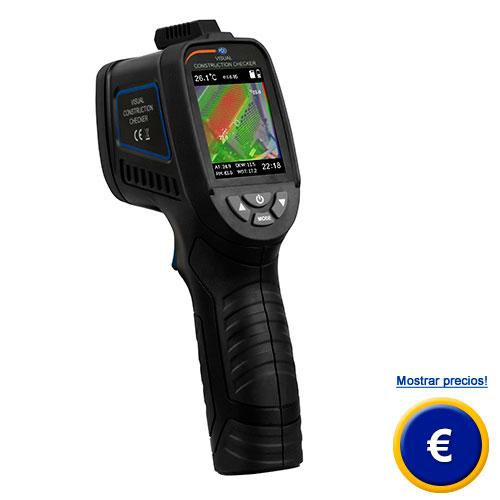 Más información acerca de la camara termografica
