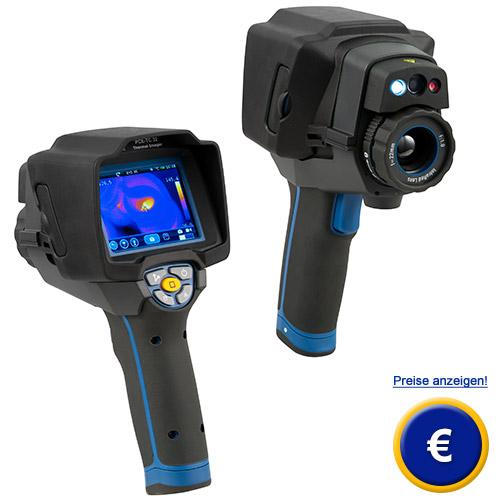 Más información acerca de la cámara termográfica para edificios