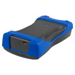 Aquí observa la interfaz USB del comprobador de fallas PCE-FD 20.