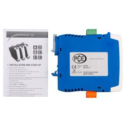 Contenido del envío del convertidor de señal PCE-SCI-U