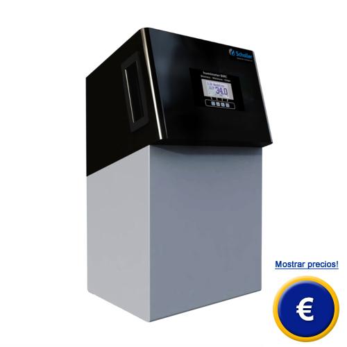 Detector de humedad en biomasa BMC