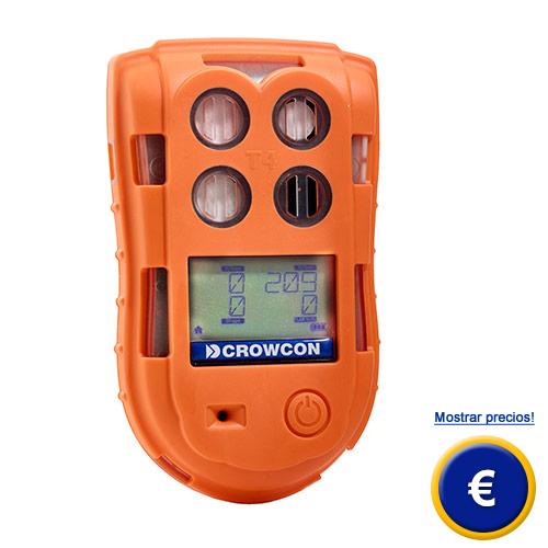 Aquí encontrará más información sobre el detector multigas T4