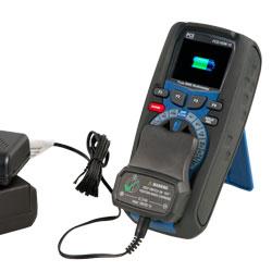Carga del acumulador interno del detector de voltaje digital