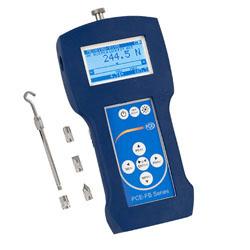 Dinamómetro de precisión con célula de carga interna