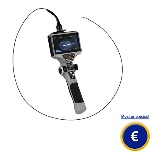 Más acerca del endoscopio PCE-VE 800N4