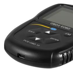 Interfaz del escáner de diagnóstico automotriz PCE-OBD 10