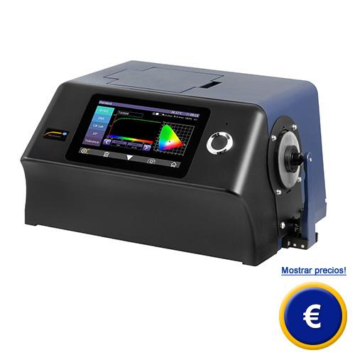 Más información del espectrómetro de mesa PCE-CSM 30 / 31
