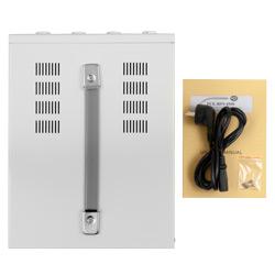 Contenido de envío de la fuente de alimentación de laboratorio PCE-HPS 4500