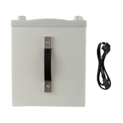 Contenido de envío de la fuente de alimentación PCE-LPS 4305
