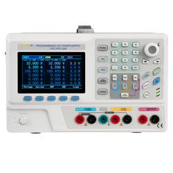 Vista frontal de la fuente de alimentación programable PCE-PPS 3305