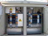 Gausimetro para armarios de distribución