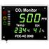 Semáforo de CO2 PCE-AC2000