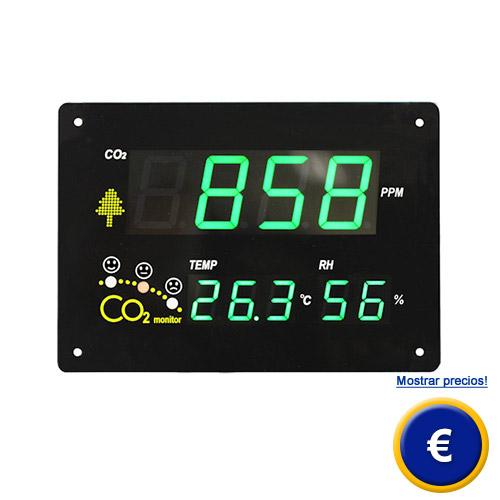 Más información acerca del indicador de CO2